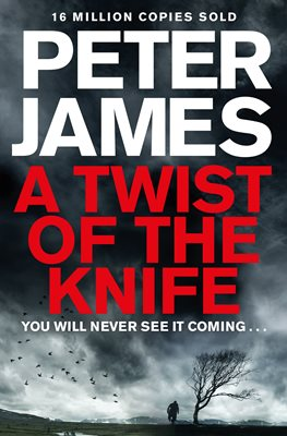 Book cover for A Twist of the Knife